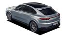 ポルシェ カイエンクーペ カイエンS クーペ リアセンターシート (2020年8月モデル)
