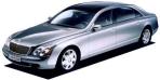 マイバッハ マイバッハ 62(右ハンドル) (2002年9月モデル)