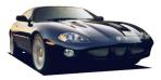 ジャガー XK XKRクーペ (2000年10月モデル)