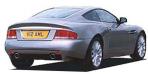 アストンマーティン V12ヴァンキッシュ ヴァンキッシュ (2001年7月モデル)