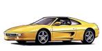 フェラーリ F355 GTS (1994年9月モデル)