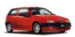 アルファロメオ アルファ145 クアドリフォリオ (1996年9月モデル)