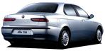 アルファロメオ アルファ156 2.0 ツインスパーク (1998年5月モデル)