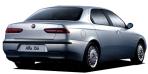 アルファロメオ アルファ156 2.5 V6 24V Qシステム(右) (1999年2月モデル)