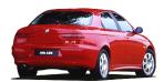 アルファロメオ アルファ156 2.5 V6 24V (2002年7月モデル)