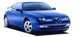 アルファロメオ アルファGTV 3.0 V6 24V (2003年1月モデル)
