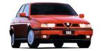 アルファロメオ アルファ155 2.0 ツインスパーク 16V (1995年5月モデル)