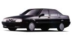 アルファロメオ アルファ164 標準仕様 (1989年2月モデル)