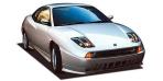 フィアット クーペフィアット ターボプラス (1999年11月モデル)