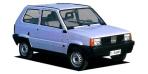 フィアット パンダ 4×4i.e. (1989年1月モデル)