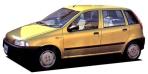フィアット プント カブリオセレクタ (1997年3月モデル)
