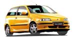 フィアット プント スポルティングアバルト (1999年1月モデル)