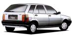 フィアット ティーポ ベースグレード (1990年11月モデル)