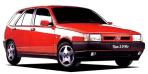 フィアット ティーポ 2.0 16V (1993年1月モデル)