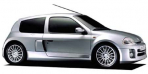 ルノー ルーテシア ルノー・スポールV6 (2001年11月モデル)