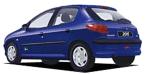 プジョー 206 スタイル (2003年1月モデル)