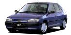 プジョー 306 XT (1995年1月モデル)