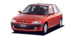 プジョー 306 XSi (1998年10月モデル)