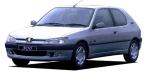 プジョー 306 スタイル (1998年11月モデル)