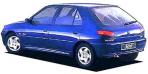 プジョー 306 S16 (2000年2月モデル)