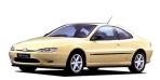 プジョー 406 クーペ (1998年1月モデル)