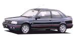 プジョー 309 GTI (1989年9月モデル)