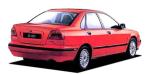 ボルボ S40 2.0 (1999年7月モデル)