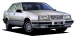 ボルボ 850 GLE(タイプS) (1993年1月モデル)
