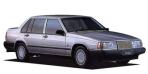 ボルボ 940 ターボ (1990年9月モデル)
