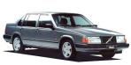 ボルボ 940 GL (1992年10月モデル)
