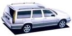 ボルボ V70 バイ-フューエル (1999年11月モデル)