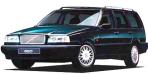 ボルボ 850エステート GLE (1994年9月モデル)