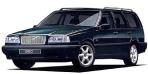ボルボ 850エステート 2.5T (1996年7月モデル)