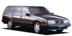 ボルボ 940エステート ターボ (1990年9月モデル)