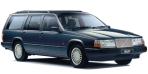 ボルボ 940エステート GLE (1995年9月モデル)