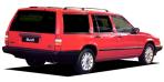 ボルボ 940エステート GLE(7人乗り仕様) (1995年9月モデル)
