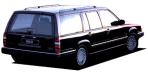 ボルボ 960エステート ロイヤル (1993年10月モデル)