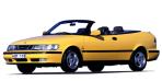 サーブ 9-3シリーズ 9-3 2.0tカブリオレ (1999年11月モデル)
