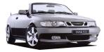 サーブ 9-3シリーズ 9-3 エアロ2.0TSカブリオレ (2002年2月モデル)