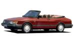 サーブ 900シリーズ 900ターボ16 コンバーチブル (1990年10月モデル)