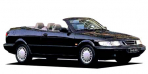 サーブ 900シリーズ 900S2.3iカブリオレ (1994年10月モデル)