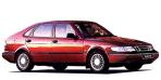 サーブ 900シリーズ 900S2.3iクーペ (1995年10月モデル)