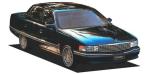 キャデラック キャデラックコンコース エグゼクティブ (1996年10月モデル)
