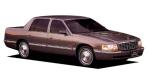 キャデラック キャデラックコンコース ベースグレード (1997年10月モデル)