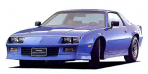 シボレー シボレーカマロ スポーツコンバーチブル (1989年10月モデル)