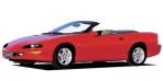 シボレー シボレーカマロ スポーツコンバーチブル (1996年11月モデル)