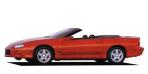 シボレー シボレーカマロ スポーツコンバーチブル (1997年10月モデル)