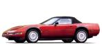 シボレー シボレーコルベット コンバーチブル (1990年11月モデル)