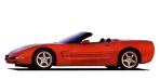シボレー シボレーコルベット コンバーチブル (1997年10月モデル)