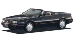 キャデラック キャデラックアランテ ベースグレード (1990年11月モデル)